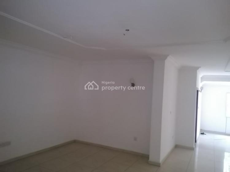 Spectacular 4 Bedrooms Serviced Flat with Bq (24/7) Power, Jabi, Abuja, Flat for Rent