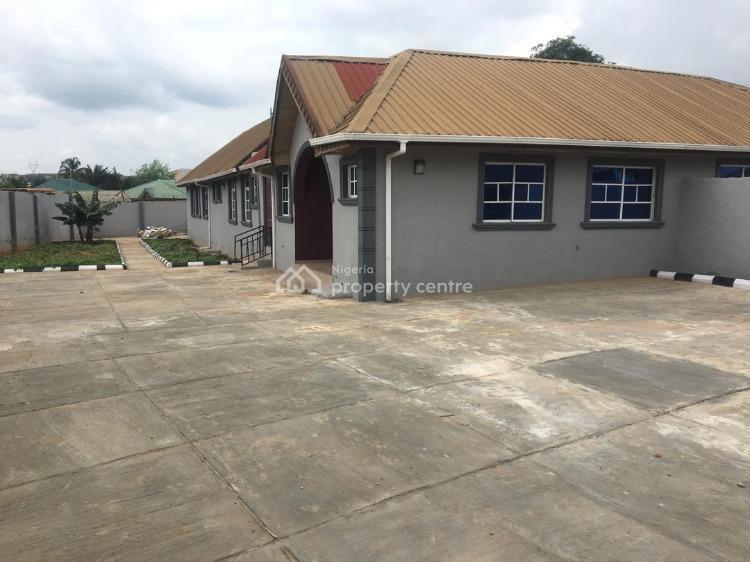 3 Bedroom Self Compound Bungalow, Akingbile, Moniya, Ibadan, Oyo, Detached Bungalow for Sale