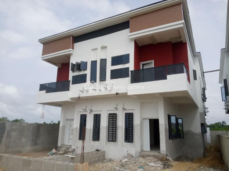 Newly Built Property with 24 Hours Power, Chevron Toli, Lekki Expressway, Lekki, Lagos, Semi-detached Duplex for Sale