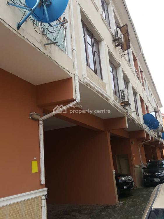 4 Bedroom Terrace with Bq, Ikate Elegushi, Lekki, Lagos, Terraced Duplex for Sale