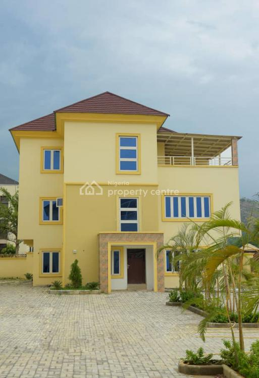 4 Unit of 5 Bedroom Terrace Duplex, Extension, Katampe, Abuja, Block of Flats for Sale