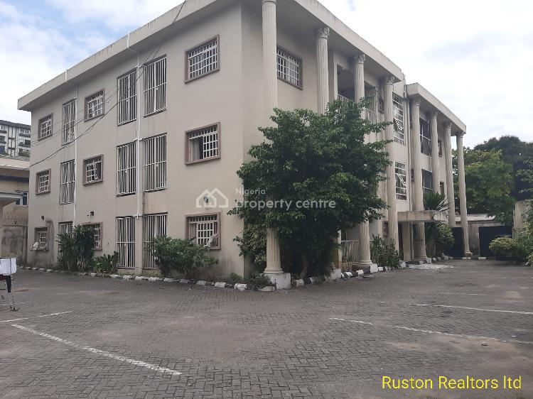 For Rent Block Of 6 Flats Having 3 Bedrooms Each With Bq Attached To Each Flats Around Adeola Odeku Victoria Island Vi Lagos 4 Beds 5 Baths Ref 647828