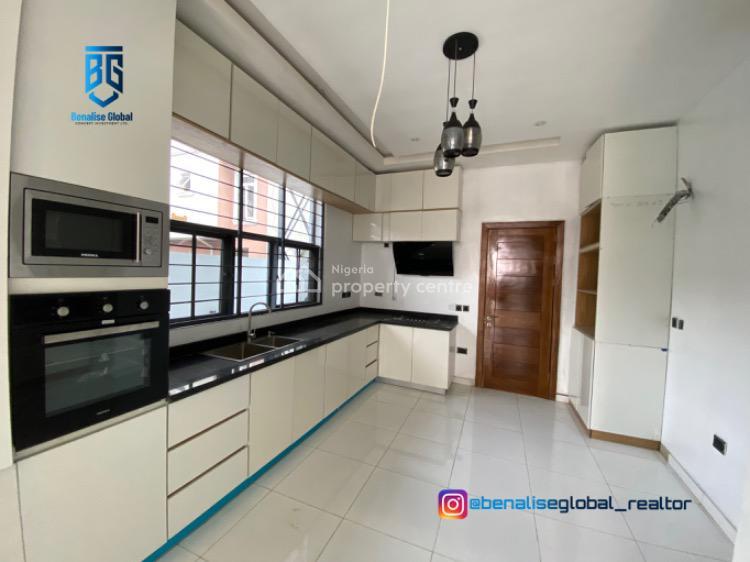 Luxury 5 Bedroom Semidetached Duplex with a Bq, Idado Estate, Lekki Phase 1, Lekki, Lagos, Detached Duplex for Sale