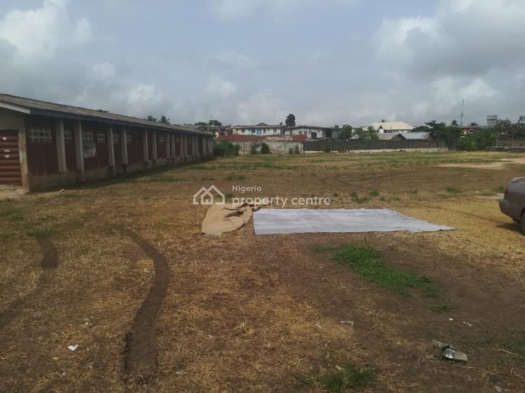 a Corner-piece and Fenced Parcel of Land Measuring 1300sqmts, Ijaye - Alakuko Road, Alakuko, Ifako-ijaiye, Lagos, Mixed-use Land for Sale