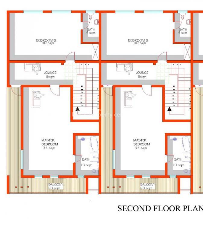 4 Bedroom Luxury Terrace Duplex + Bq (still Under Construction), Opposite Sun City Estate Close to Galadinmawa Round About., Games Village, Kaura, Abuja, Terraced Duplex for Sale