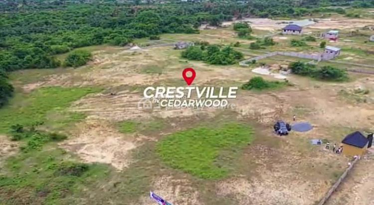 Land, Crestville Estate, Lekki Ekpe Expressway, Ibeju Lekki, Lagos, Residential Land for Sale