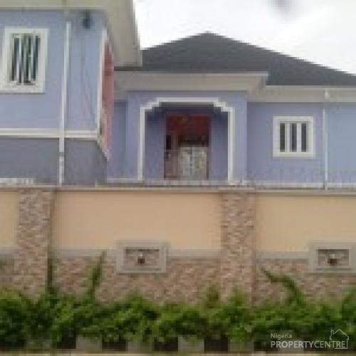 Homes For Rent 4 Bedroom: 4 Bedroom Duplex, Port Harcourt, Rivers