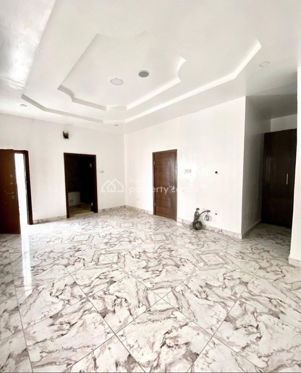 Contemporary Built 4 Bedroom Semi Detached House., Lekki Phase2, Lekki, Lagos, Semi-detached Duplex for Sale