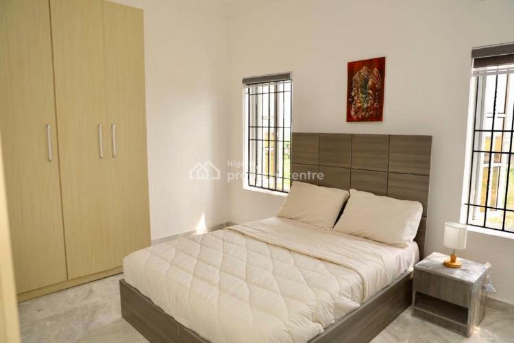 Self Serviced 4 Bedroom Luxury Terraced Duplex with a Bq., Ilasan By World Oil Filling Station., Ikate Elegushi, Lekki, Lagos, Terraced Duplex for Sale
