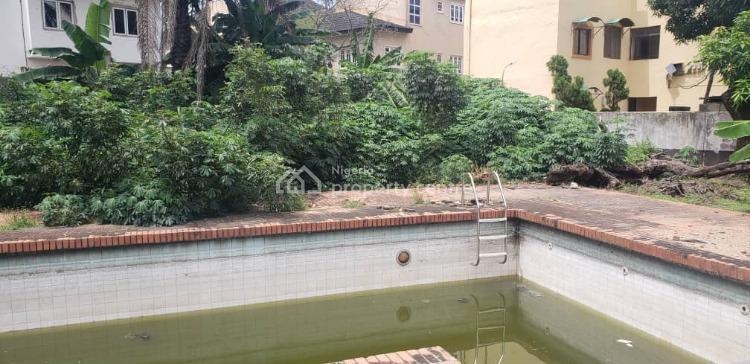 3000 Sqm Land, Alli Balogun, Adeniyi Jones, Ikeja, Lagos, Residential Land for Sale