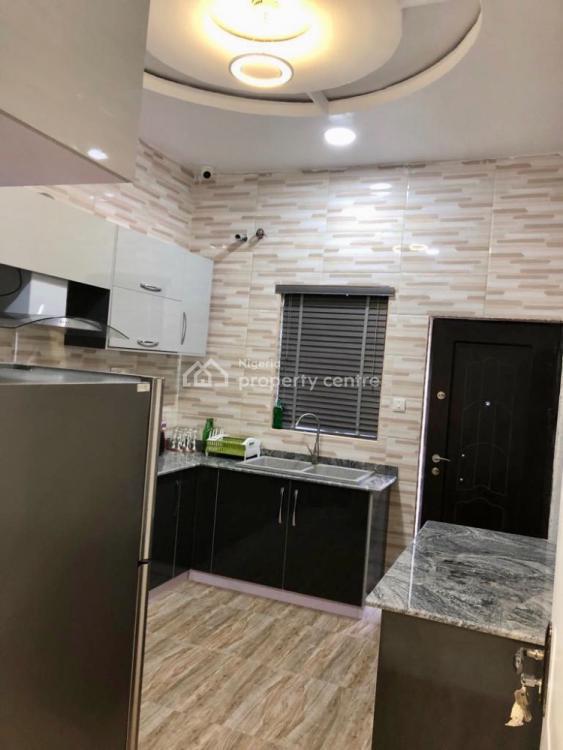 Serviced World Class 4 Bedroom Luxury Terraced Duplex, Lekki Conservation, Opposite Chevron Before Tollgate, Lekki, Lagos, Terraced Duplex for Sale