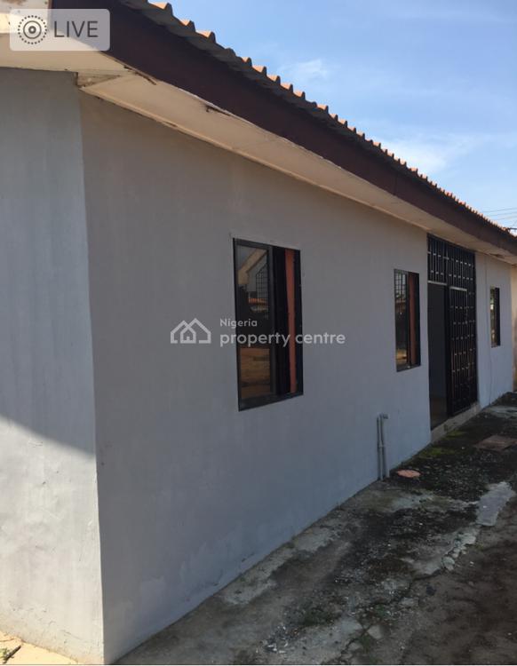3 Bedroom Semi Detached Bungalow, Millenium Housing Estate, Ginti, Off Ijede Road, Gberigbe, Ikorodu, Lagos, Semi-detached Bungalow for Sale
