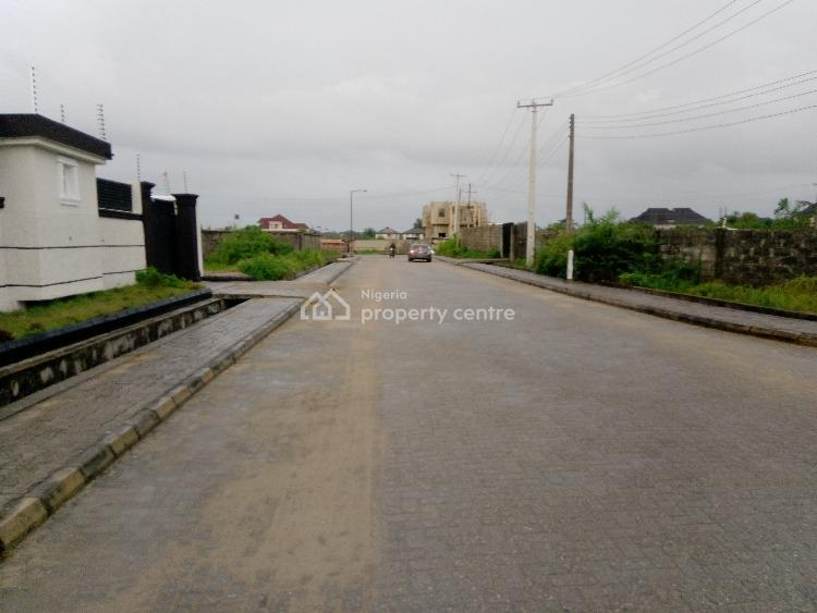974 Sqms of Bare Land on an Interlocked Road with Governors Consent, Lekki Pennisula Scheme 2, Off Abraham Adesanya Road Ajah., Ajiwe, Ajah, Lagos, Residential Land for Sale