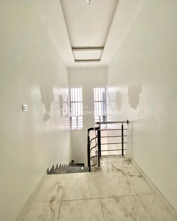Luxury Terrace, 2nd Toll Gate, Lekki, Lagos, Terraced Duplex for Sale