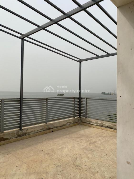 Luxury 4 Bedroom Waterfront Terrace Duplex, Lekki Phase 1, Lekki, Lagos, Terraced Duplex for Sale