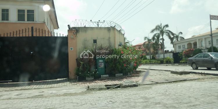 Corner Piece Terrace Duplex, Road 13 Behind Mega Chicken Ikota Villa Estate, Ikota, Lekki, Lagos, Terraced Duplex for Sale