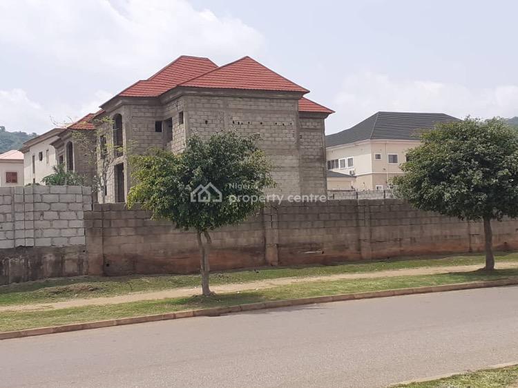 2 Units of 4 Bedroom Semi Detached Duplex, Katampe Extension, Katampe, Abuja, Semi-detached Duplex for Sale