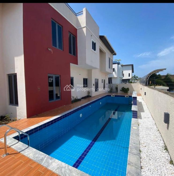 Well Finished and Detailed 5 Bedroom Fully Detached Duplex, Osapa, Lekki, Lagos, Detached Duplex for Sale