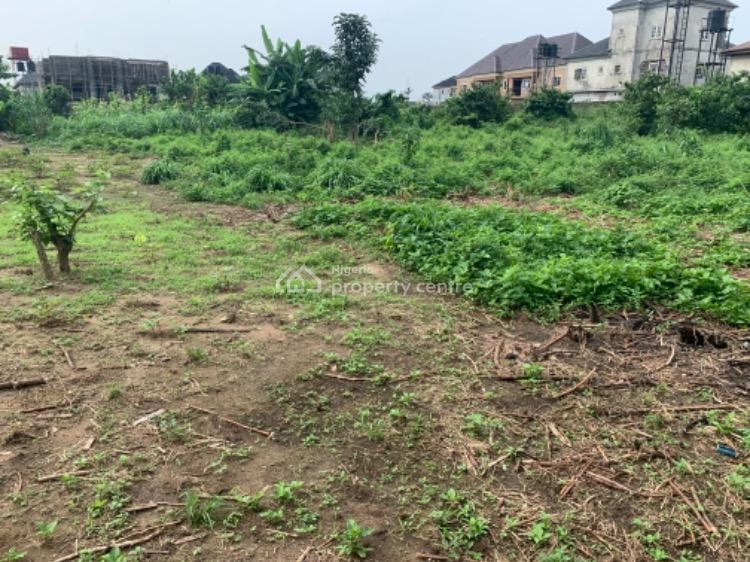 a Fenced Parcel of Land, at Golf Estate 2 Off East - West Road, Rumuodara, Port Harcourt, Rivers, Mixed-use Land for Sale