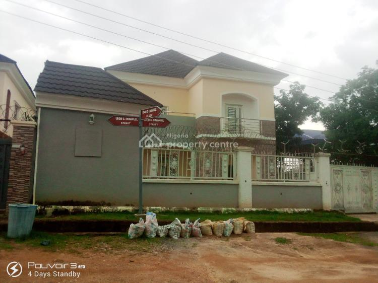 Clean 5 Bedroom Detached Duplex in a Secure Environment, Resettlement Zone, Apo, Abuja, Detached Duplex for Sale