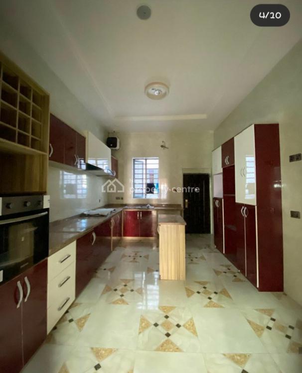 Brand New Tastefully Finished 5 Bedroom Detached House, Chevron Alternative Road, Lekki, Lagos, Detached Duplex for Sale