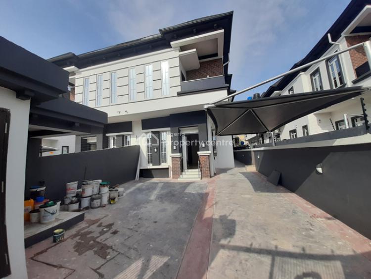 4 Bedroom Semi Detached Duplex, Chevy View Estate Chevron., Lekki, Lagos, Semi-detached Duplex for Sale