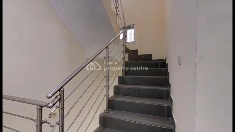 4 Bedroom Terrace with Bq, Swimming Pool and Gym., Osborne, Ikoyi, Lagos, Terraced Duplex for Sale