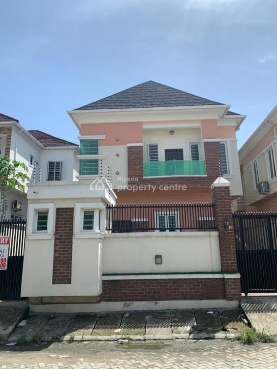 4 Bedroom Duplex, Osapa London, Osapa, Lekki, Lagos, Detached Duplex for Sale