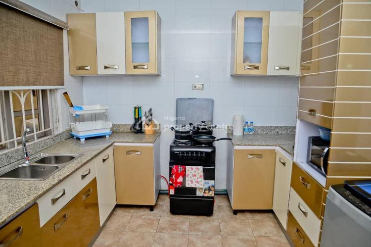 Lovely 4 Bedroom Terraced Duplex, Osborne, Ikoyi, Lagos, Terraced Duplex Short Let