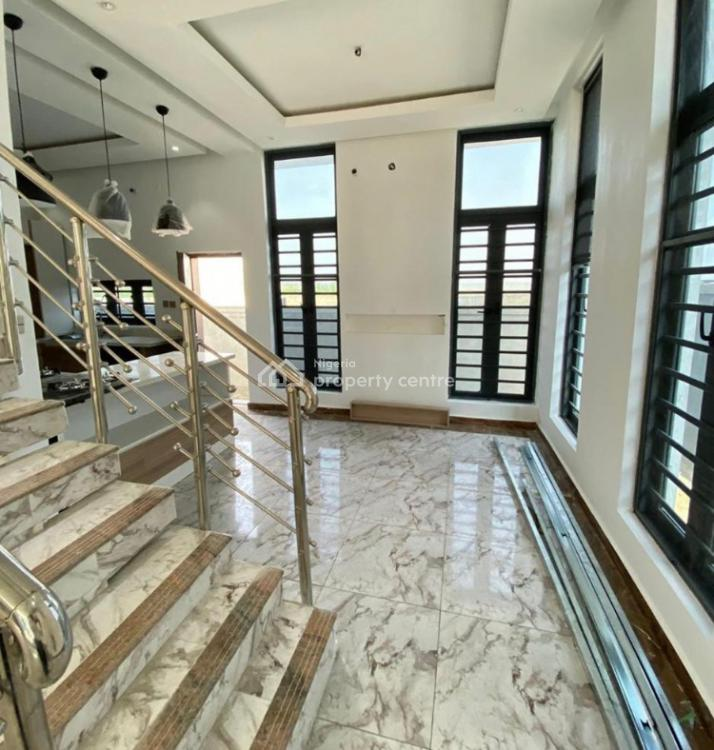 Fully Serviced 4 Bedroom Terrace Duplex with Bq, Off Addo Road, Ajah, Lagos, Terraced Duplex for Sale