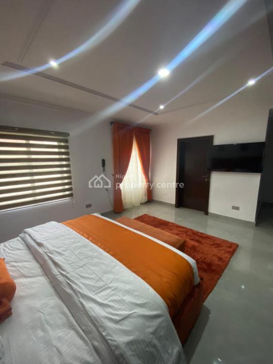 1 Bedroom Terraced Duplex, Lekki Phase 1, Lekki, Lagos, Terraced Duplex Short Let