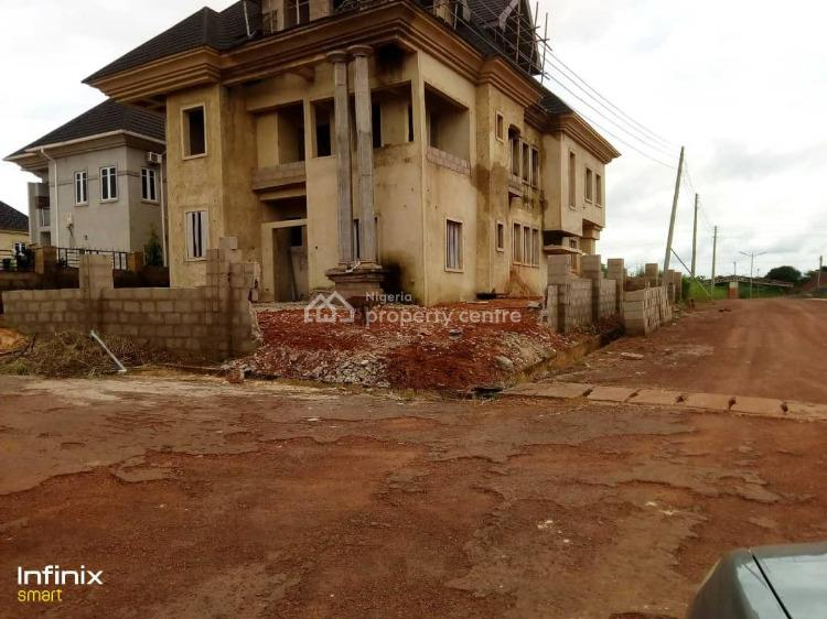 7 Bedrooms Duplex with Gym House and Paint House, Centinary City, Independence Layout, Enugu, Enugu, Detached Duplex for Sale