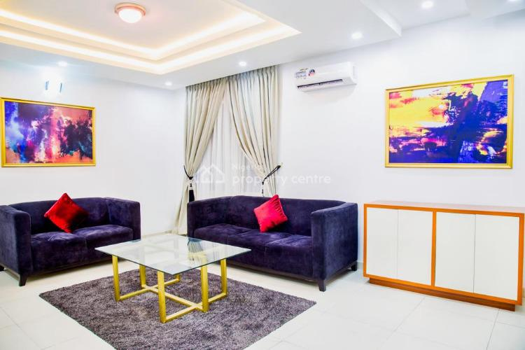 2 Luxury Bedroom Apartment, Phase 1, Chevron, Ikate Elegushi, Lekki, Lagos, Mini Flat Short Let