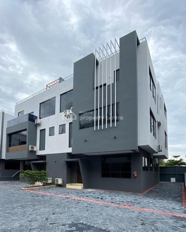 5 Bedrooms Semi Detached Duplex with a Room Bq, Banana Island, Ikoyi, Lagos, Semi-detached Duplex for Sale