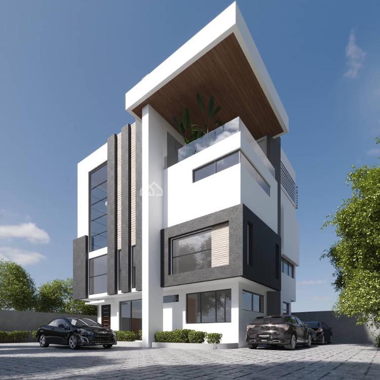 Luxury 5 Bedroom Detached Duplex with a Room Bq, Banana Island, Ikoyi, Lagos, Detached Duplex for Sale