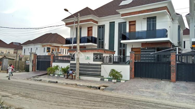 Brand New 4 Bedrooms Semi-detached Duplex 4 Commercial/residential Use, Chevron Alternative Route, Lekki Phase 1, Lekki, Lagos, Semi-detached Duplex for Sale