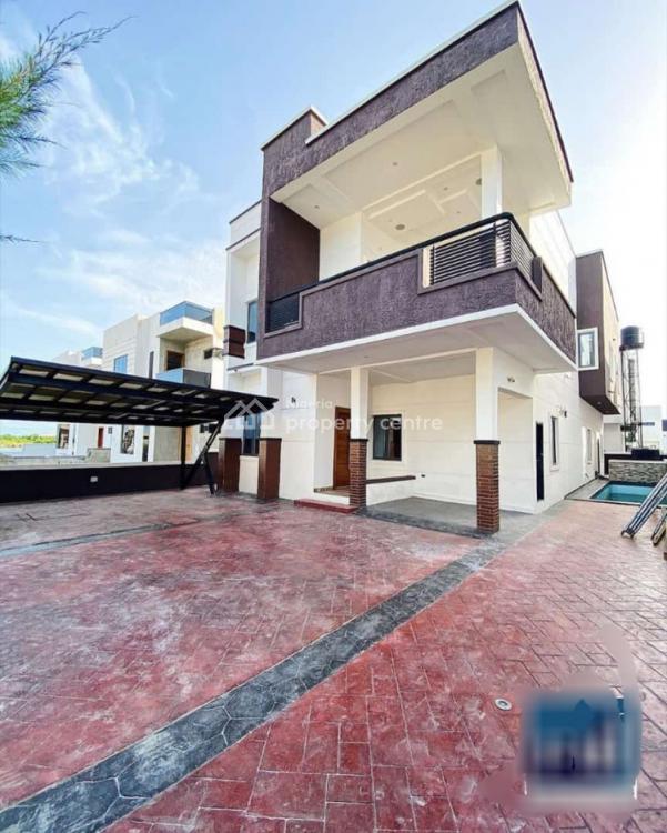 Luxury 5 Bedroom Detached Duplex with Bq & Pool, Lekki County Homes, Ikota, Lekki, Lagos, Detached Duplex for Sale