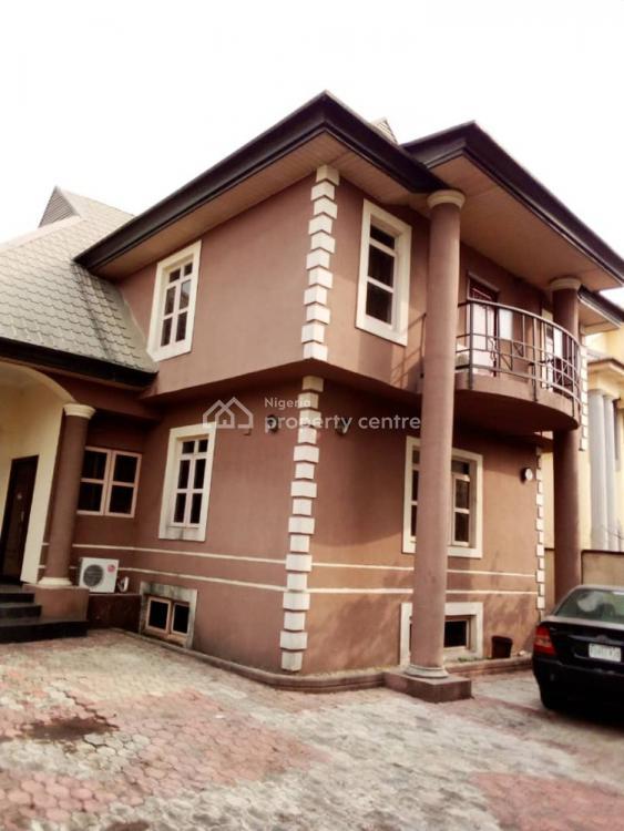 Decent Duplex, Ewet Housing Estate, Uyo, Akwa Ibom, Detached Duplex for Sale
