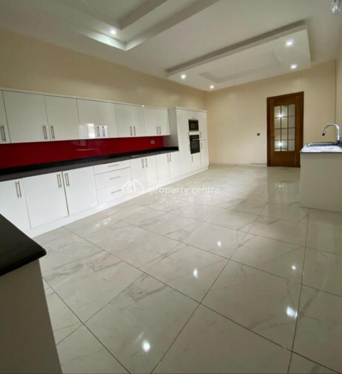 Tastefully 5 Bedroom Detached Duplex with a Swimming Pool in an Estate, Pinnock Beach Estate, Osapa, Lekki, Lagos, Detached Duplex for Sale