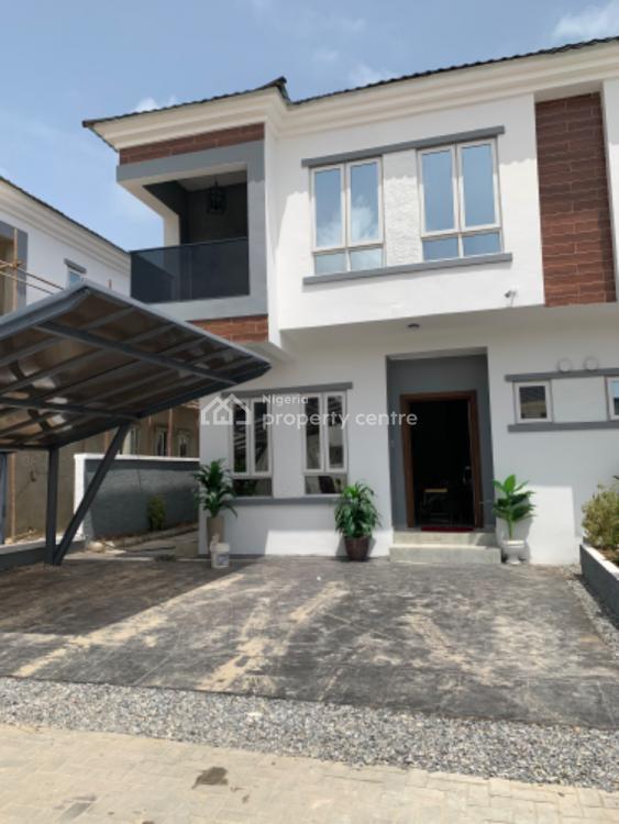 Luxury 4 Bedroom Semi Detached House, Ikate Elegushi, Lekki, Lagos, Semi-detached Duplex for Sale