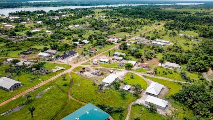 Land, Ode-omo Free Trade Zone, Clayton Estate Extension, Bogije, Ibeju Lekki, Lagos, Residential Land for Sale