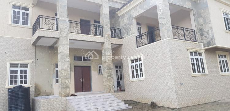 Brand New 5 Bedroom Duplex with Guest Wing, Aliyu Street, Guzape District, Abuja, Detached Duplex for Sale
