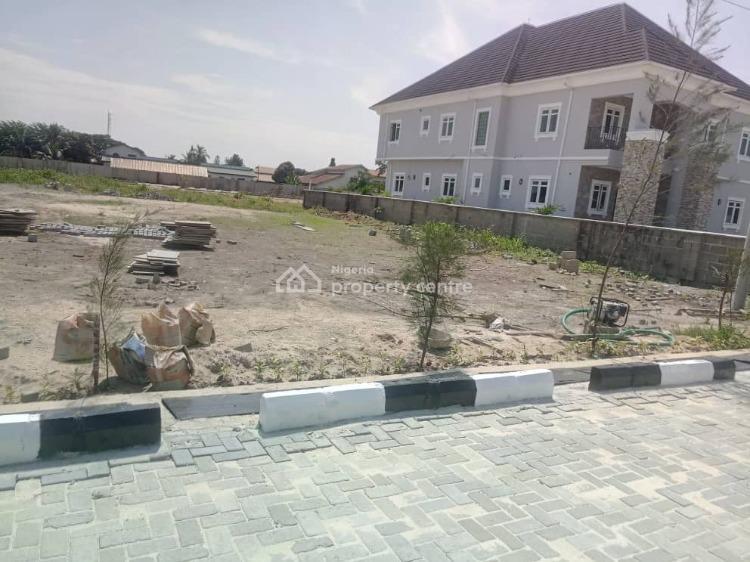 Estate Land, Genesis Court Estate, Badore, Ajah, Lagos, Residential Land for Sale