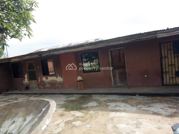 Well Maintained Apartments, Off Moshalashi Bus Stop, Igando Lasu Road, Igando, Ikotun, Lagos, Detached Bungalow for Sale