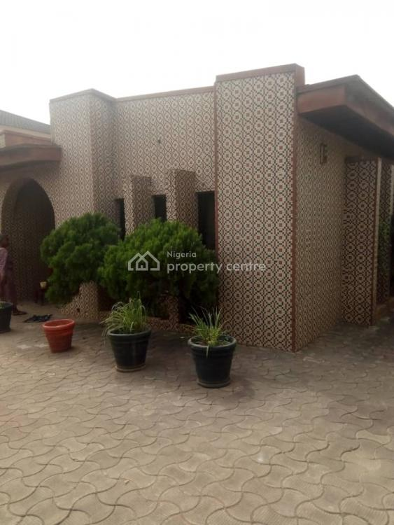 4 Bedroom Detached Property in a Mini Estate, Ogba, Ikeja, Lagos, Detached Bungalow for Sale