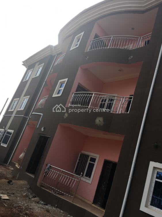 3 Bedroom Flat, Trans Ekulu Close to Tankers Park, Enugu, Enugu, Flat for Rent