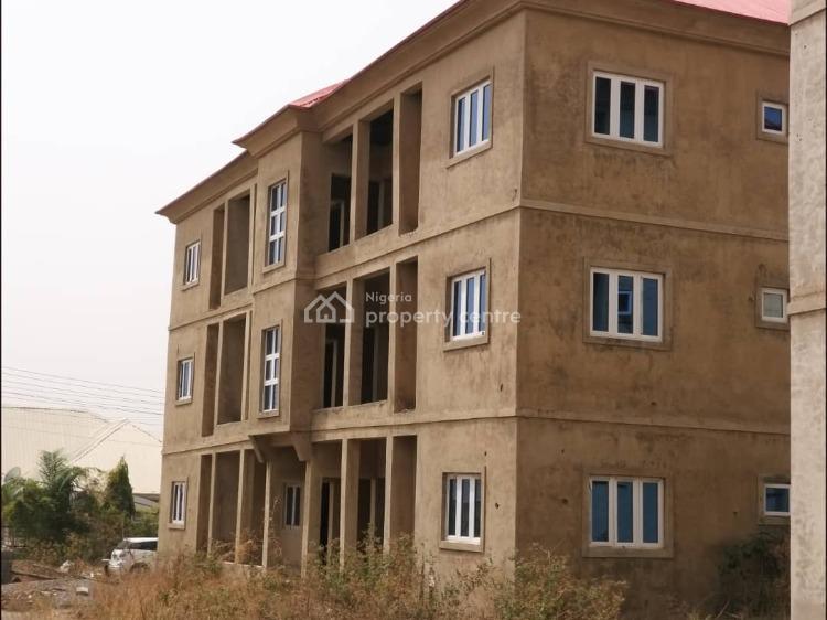 3 Blocks of 18 Units of 2 Bedroom Flats, Dantata Estate, Kubwa, Abuja, Block of Flats for Sale