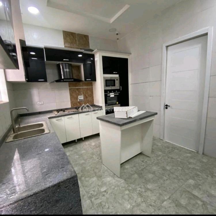 New 4 Bedroom Detached House in Excellent Location, Chevron Drive, Lekki Phase 1, Lekki, Lagos, Detached Duplex for Sale