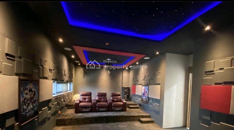 Luxury 5 Bedroom Home with Cinema, Off Banana Island Road, Banana Island, Ikoyi, Lagos, Detached Duplex for Sale
