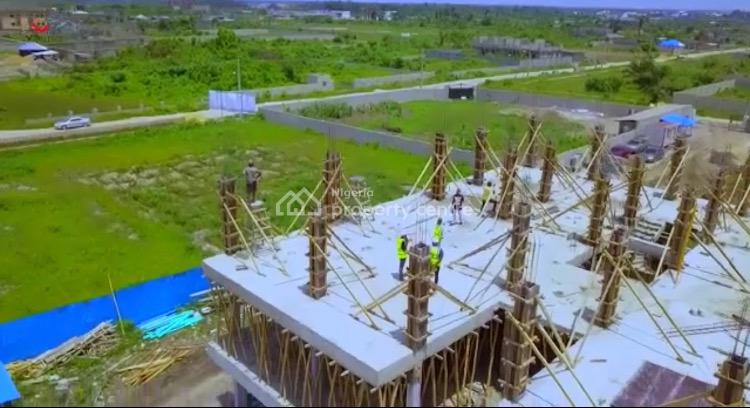 Well Constructed and Designed Homes, Camberwall Courts, Abijo Gra, Few Minutes After Lekki Novare Shoprite, Sangotedo, Ajah, Lagos, House for Sale